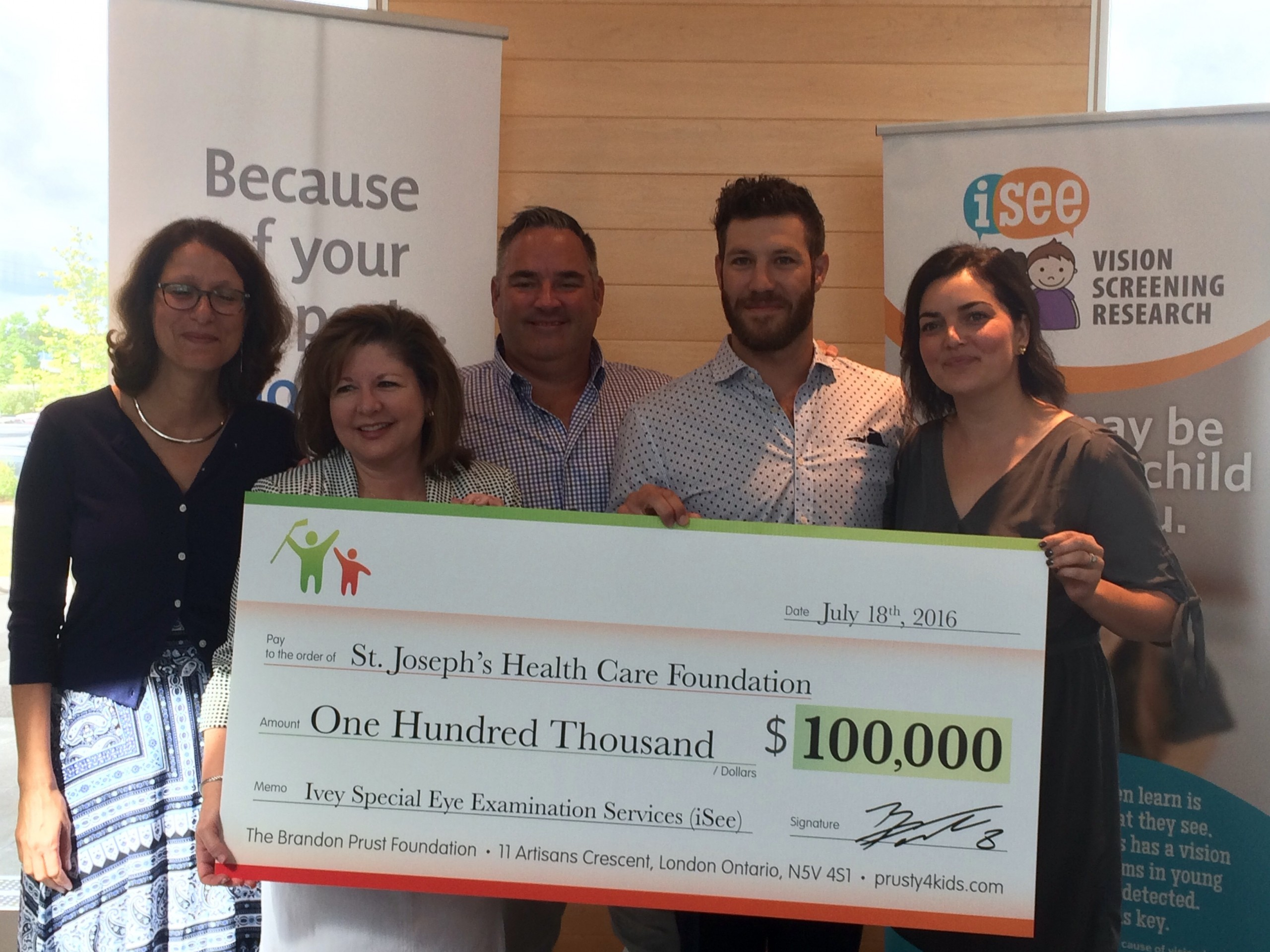 St. Joesph's Health Care Foundation